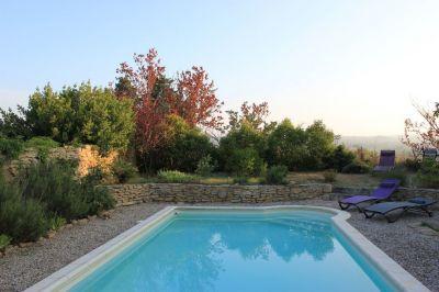 Swimming pool Location House 113821 Uzès