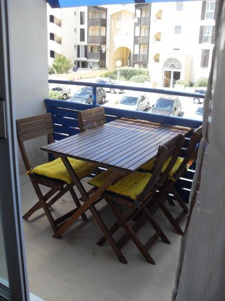 Balcony Location Apartment 114217 Lacanau