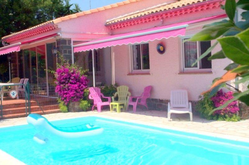 Swimming pool Location Villa 116765 Saint Raphael