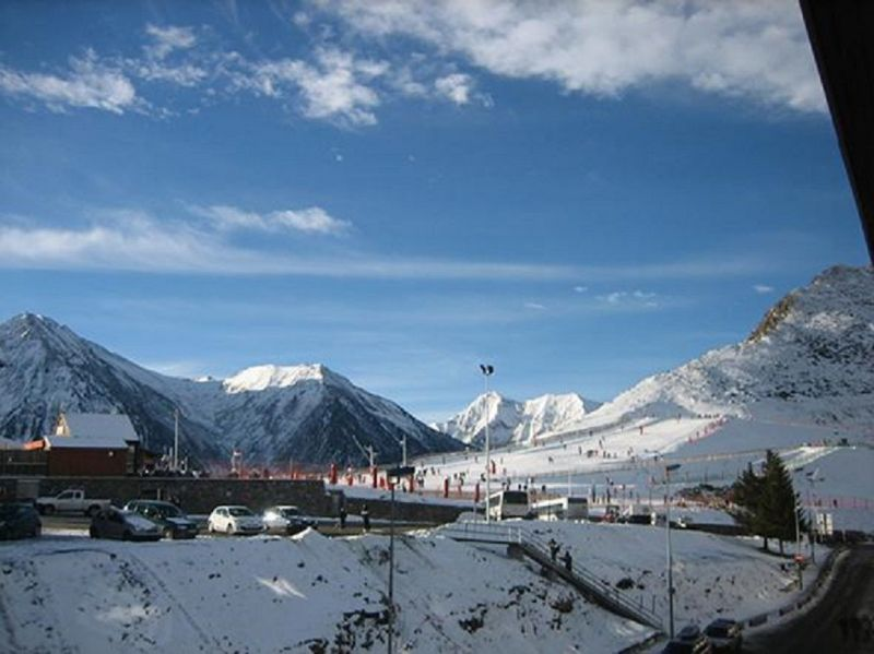 View of the property from outside Location Apartment 117065 Saint Lary Soulan