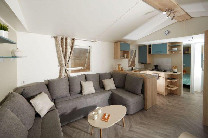 Location Mobile home 117254 Canet-en-Roussillon