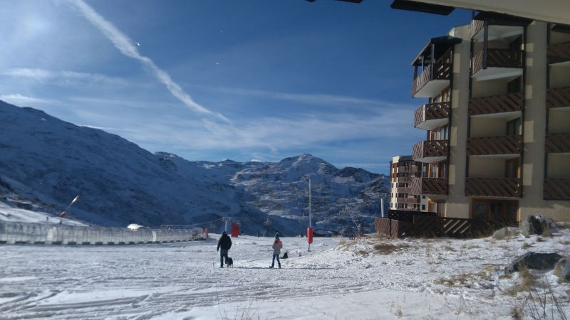 Location Apartment 117442 Val Thorens