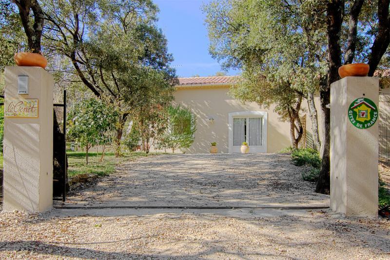 Location Vacation rental 68063 Uzès