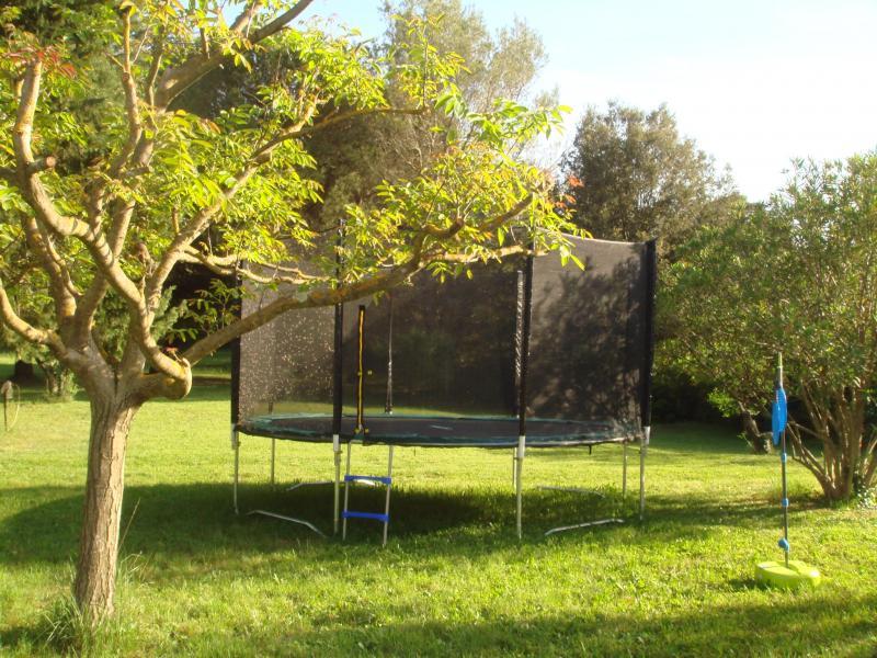 Garden Location Vacation rental 69702 Uzès