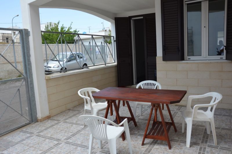 View of the property from outside Location Apartment 83720 Porto Cesareo