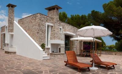 Garden Location Villa 84689 Marina di Novaglie