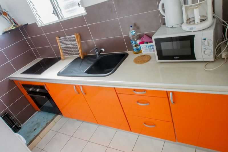 Summer kitchen Location Apartment 90232 Anses d'Arlet