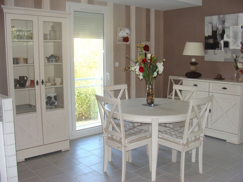 Living room Location Vacation rental 90681 Arromanches