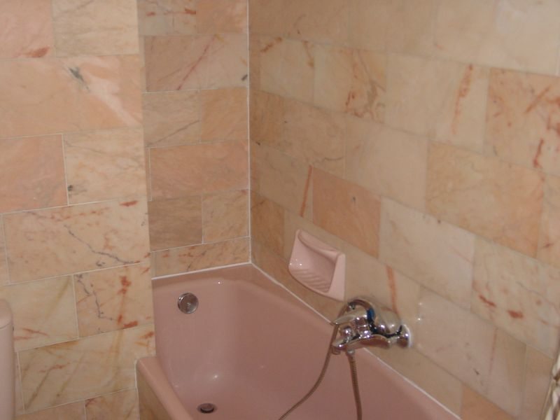 bathroom Location One-room apartment 98215 Antibes
