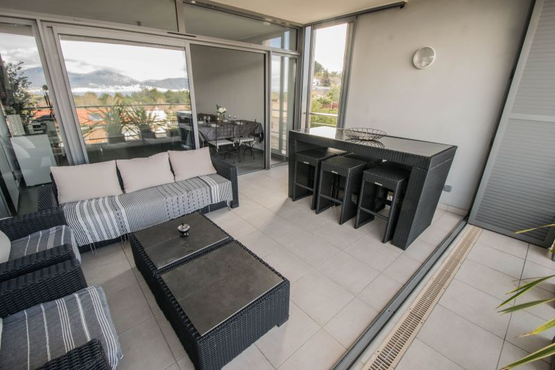Covered balcony Location Apartment 99887 Ajaccio