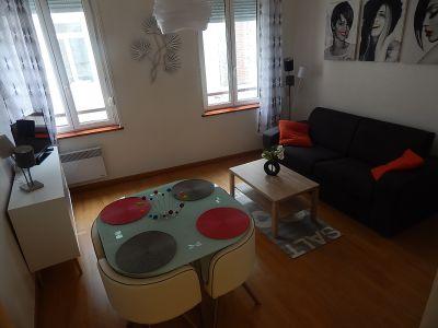 Location One-room apartment 101255 Etretat