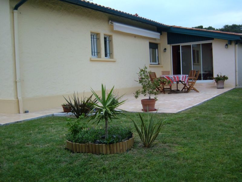 Terrace Location Villa 108315 Bayonne