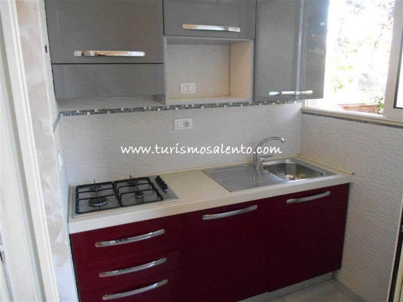 Kitchenette Location One-room apartment 111072 Gallipoli