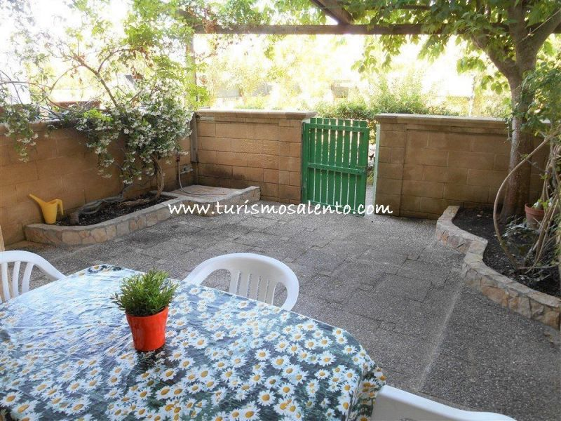 Porch Location One-room apartment 111072 Gallipoli