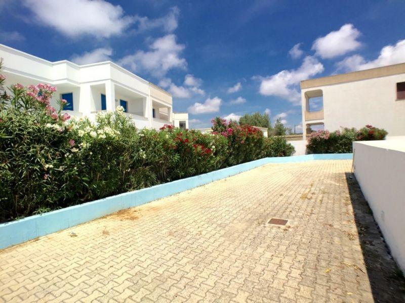 Courtyard Location Apartment 113129 Gallipoli