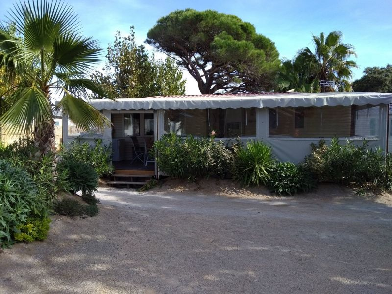 View of the property from outside Location Mobile home 113903 Saint Tropez