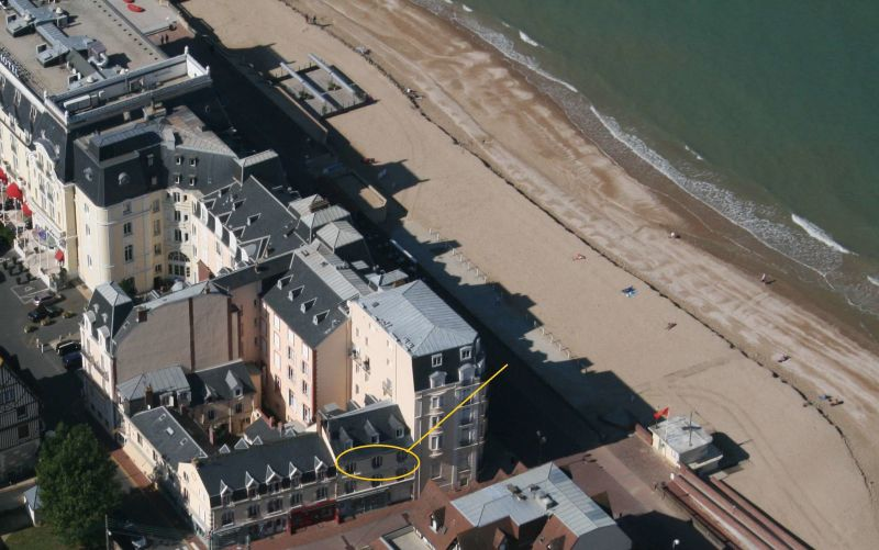 View of the property from outside Location Apartment 113997 Cabourg