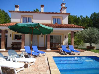 View of the property from outside Location Villa 114098 La Ametlla de Mar