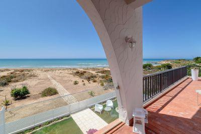 View from the property Location Villa 116102 Punta Secca
