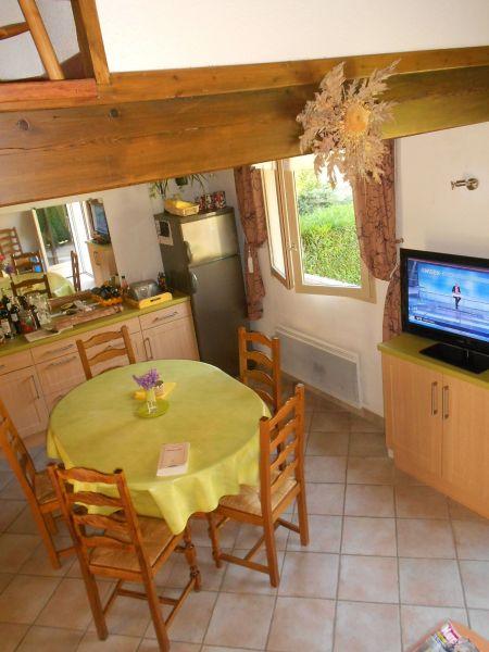 Open-plan kitchen Location Chalet 117155 Cauterets