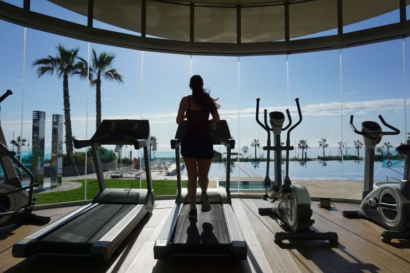 Fitness room Location Apartment 118656 Torrevieja