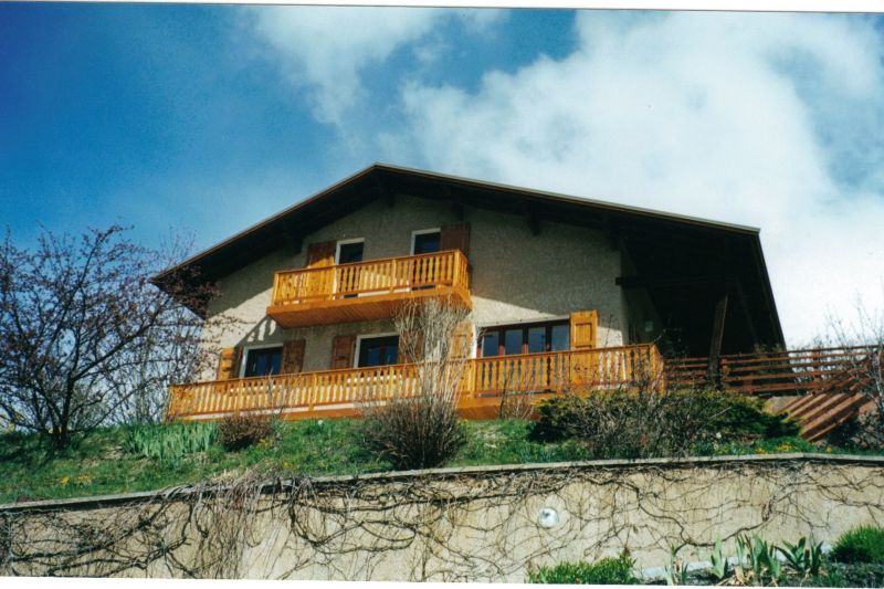 View of the property from outside Location Chalet 118841 Serre Chevalier