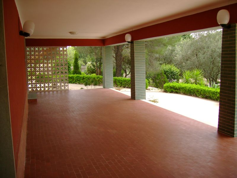 View of the property from outside Location Villa 64759 Avola
