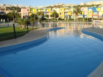 Swimming pool Location Apartment 69551 Albufeira