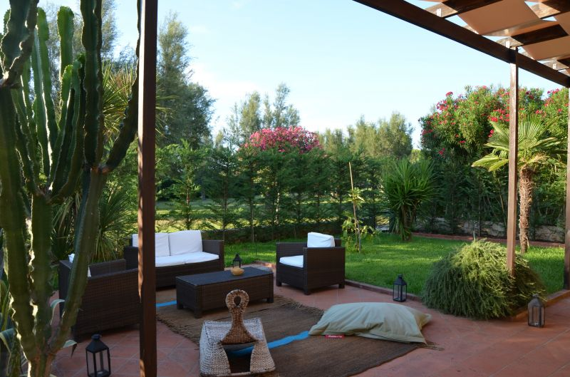 Garden Location House 71326 Porto Cesareo