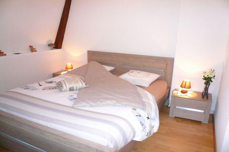 bedroom Location Apartment 72449 Honfleur