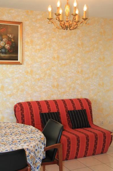 Living room Location Apartment 76183 Cabourg