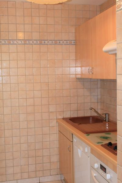 Separate kitchen Location Apartment 76183 Cabourg