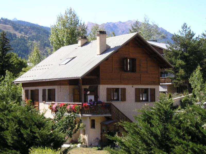 View of the property from outside Location Apartment 78318 Serre Chevalier