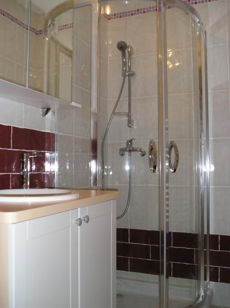 bathroom Location Apartment 78318 Serre Chevalier