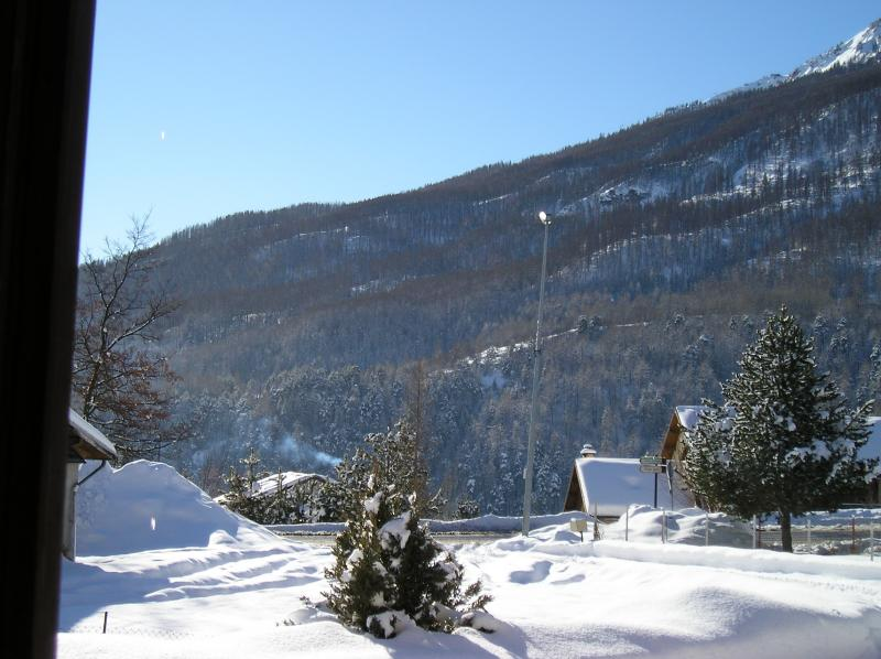 View from the property Location Apartment 78318 Serre Chevalier