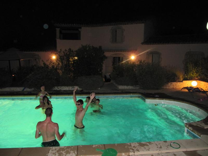 Swimming pool Location Villa 83534 Anduze