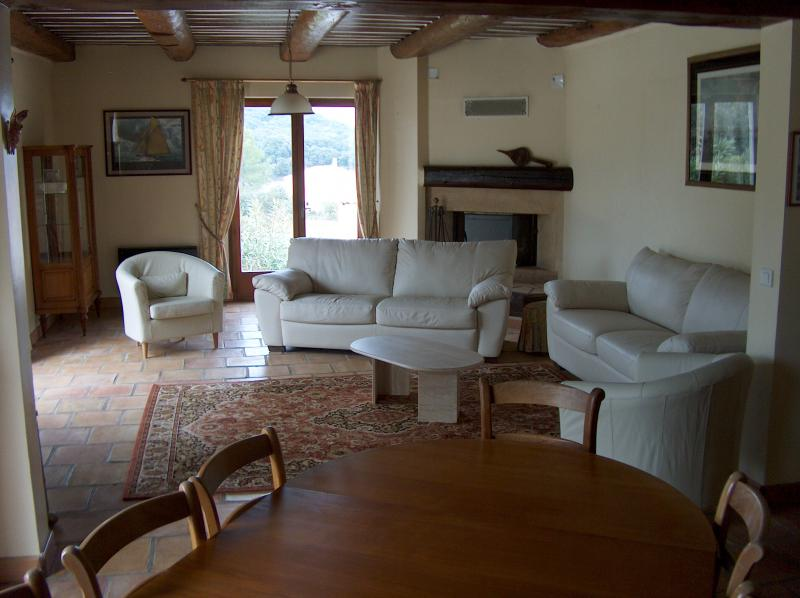 Lounge Location Villa 83534 Anduze