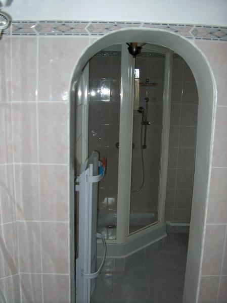 bathroom Location Villa 83534 Anduze