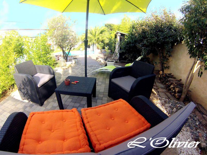 Garden Location Apartment 85447 Portiragnes