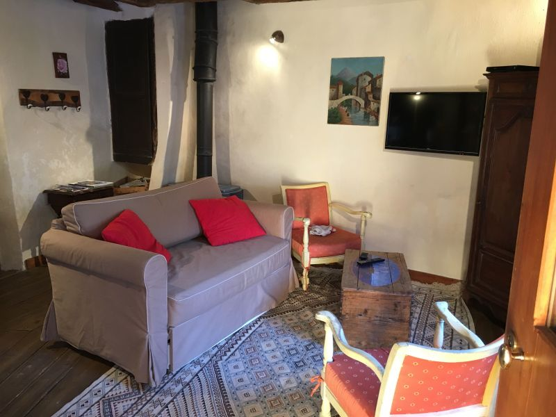 Living room Location House 90691 Serre Chevalier