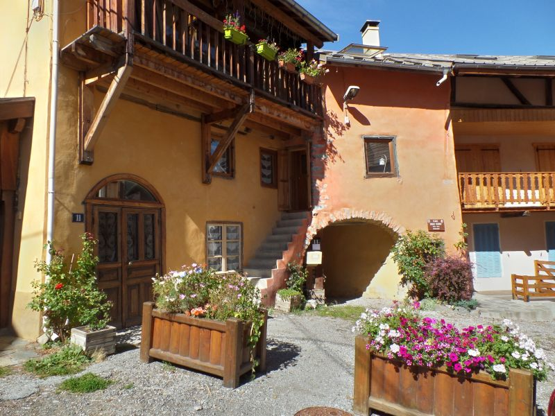 View of the property from outside Location House 90691 Serre Chevalier