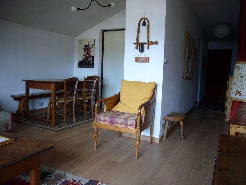 Living room Location Apartment 90917 Saint Gervais Mont-Blanc