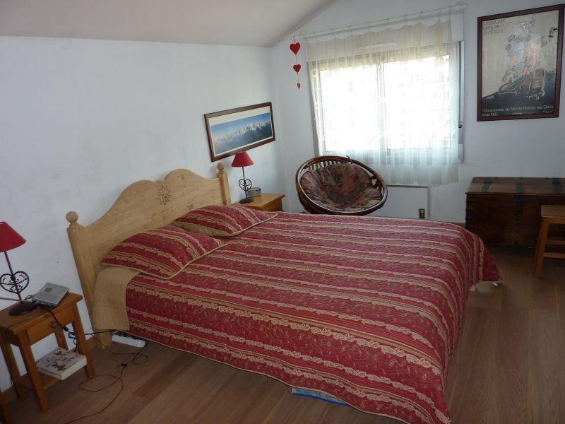 bedroom 1 Location Apartment 90917 Saint Gervais Mont-Blanc