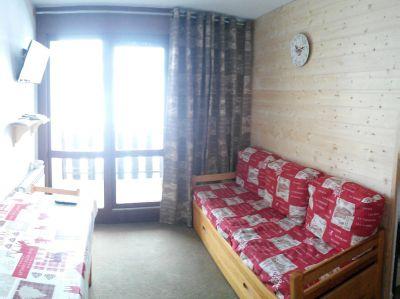 Living room Location Apartment 91167 Les Menuires