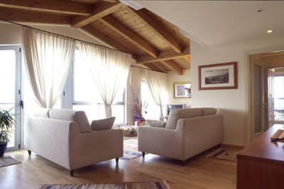 Living room Location Apartment 93105 Cattolica