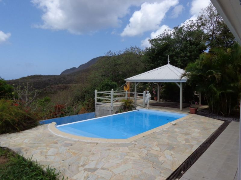Swimming pool Location Bungalow 93723 Le Diamant