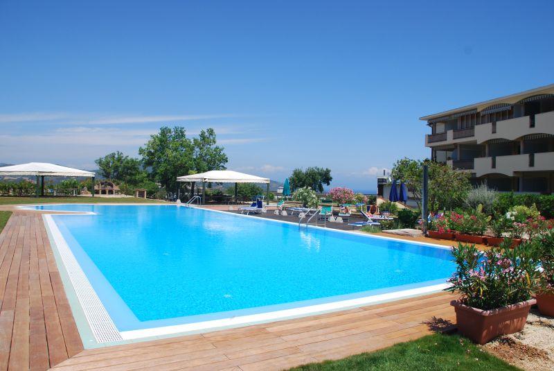 Swimming pool Location One-room apartment 95905 Capoliveri
