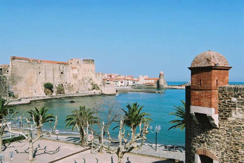View from the property Location Apartment 102973 Collioure
