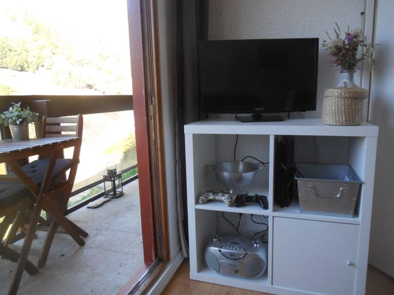 Living room Location Apartment 106400 Le Corbier
