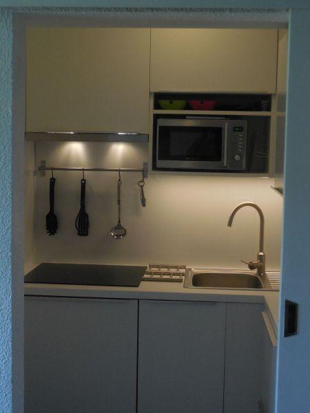 Separate kitchen Location Apartment 106400 Le Corbier